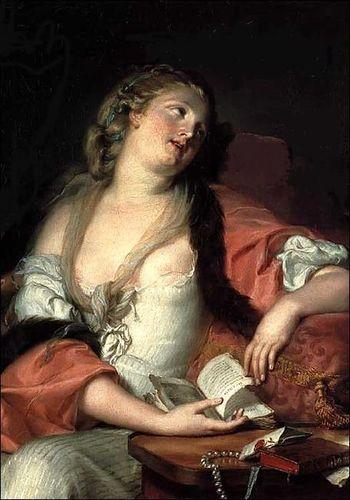 455_Lady_Reading_Letters_Heloise_Abelard_A._Bernard_1780_