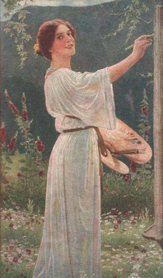 Womanpainting-nonnenbruch