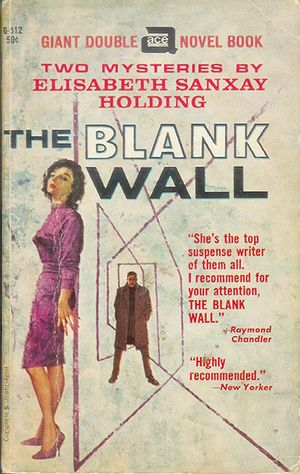 10 best: classics: The Blank Wall