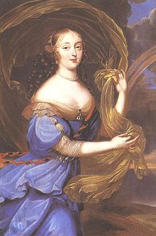 Contemporary portrait of Françoise by an unknown artist