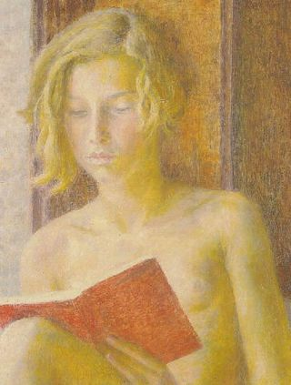 Dod Procter, Dinah reading