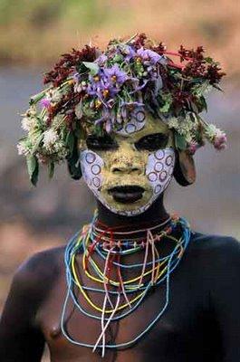 Omo tribe 2