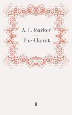 The Haunt book cover
