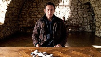Jason Isaacs as Jackson Brodie in Case Histories