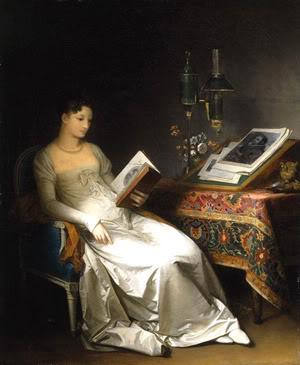 MargueriteGerardLadyReadinginanInte