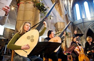 Lutes and Theorbo