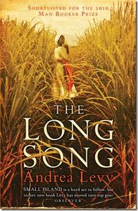 The Long Song - Andrea Levy - cover[4]