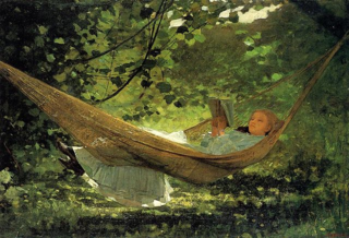 640px-Winslow_Homer_-_In_the_Hammock
