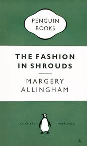 Harriet Devine's Blog: The Fashion in Shrouds by Margery