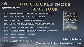 The Crooked Shore Blog Tour Twitter graphic[5681]